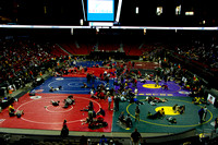 IHSAA State Wrestling (2-17-17) (day 2)